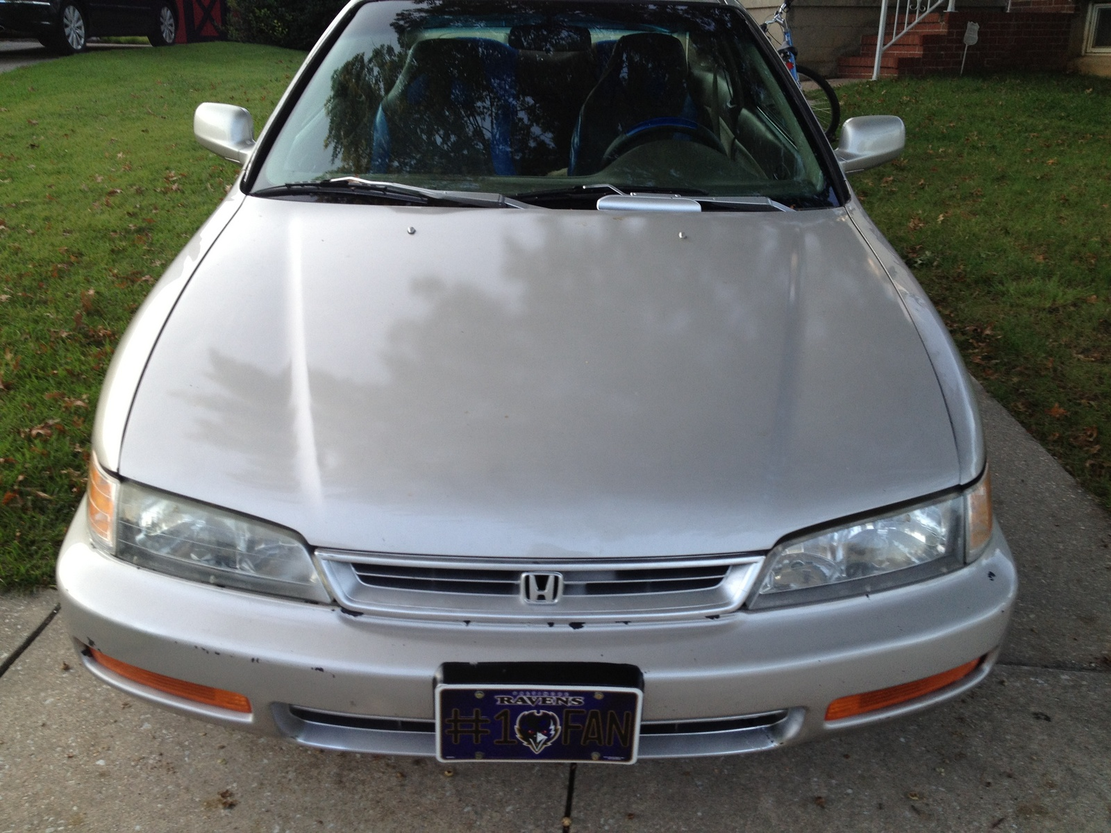 1996 Honda Accord LX Coupe picture, exterior
