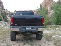 Picture of 2008 GMC Sierra 2500HD SLT Crew Cab 4WD, exterior, gallery_worthy