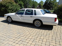 1995 Lincoln Town Car Signature, Picture of 1995 Lincoln Town Car 4 Dr Signature Sedan, exterior