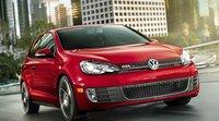 2013 Volkswagen GTI, Front View., interior, manufacturer