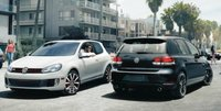 2013 Volkswagen GTI, Front and Back View., exterior, manufacturer