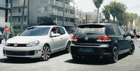 2013 Volkswagen GTI, Front and Back View., manufacturer, exterior