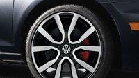 2013 Volkswagen GTI, Close-up of tire., exterior, interior, manufacturer