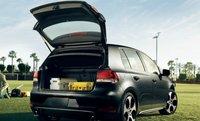 2013 Volkswagen GTI, Back View., exterior, manufacturer