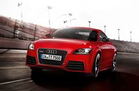 2012 Audi TT RS Picture Gallery