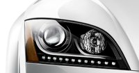 2012 Audi TT, Close-up of headlight., exterior, manufacturer, gallery_worthy