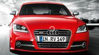 2012 Audi TT, Front View of the TT Coupe., exterior, manufacturer