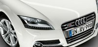 2012 Audi TT, Close-up of headlight., exterior, manufacturer