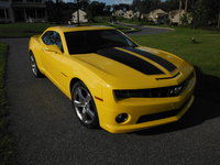 Picture of 2011 Chevrolet Camaro 2SS Coupe RWD, exterior, gallery_worthy