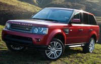 2012 Land Rover Range Rover Sport, Front quarter view., exterior, manufacturer, gallery_worthy