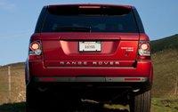 2012 Land Rover Range Rover Sport, Back quarter view, exterior, manufacturer, gallery_worthy
