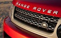 2012 Land Rover Range Rover Sport, Front Bumper., exterior, manufacturer, gallery_worthy