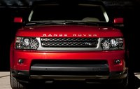 2012 Land Rover Range Rover Sport, Front View., exterior, manufacturer