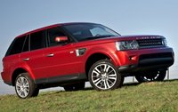 2012 Land Rover Range Rover Sport, Front quarter view., exterior, manufacturer