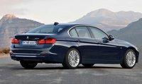 2013 BMW 3 Series, Back quarter view., exterior, manufacturer, gallery_worthy