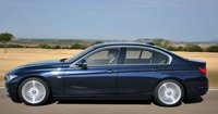 2013 BMW 3 Series, Side VIew., exterior, manufacturer, gallery_worthy