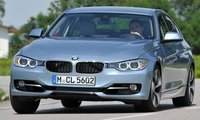 2013 BMW 3 Series, Front View., exterior, manufacturer, gallery_worthy