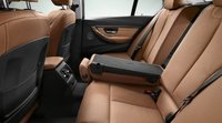 2013 BMW 3 Series, Back Seat., interior, manufacturer