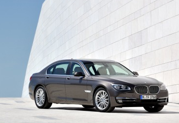 2013 BMW 7 Series, Front quarter view., exterior, manufacturer