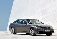 2013 BMW 7 Series, Front quarter view., exterior, manufacturer, gallery_worthy