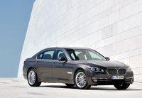 2013 BMW 7 Series, Front quarter view., exterior, manufacturer