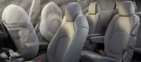 2013 Buick Enclave, Airbag system., interior, manufacturer, gallery_worthy