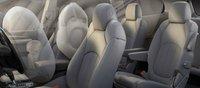 2013 Buick Enclave, Airbag system., interior, manufacturer