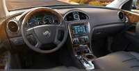 2013 Buick Enclave, Steering Wheel., interior, manufacturer