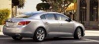 2013 Buick LaCrosse, Back quarter view., exterior, manufacturer