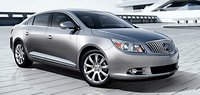 2013 Buick LaCrosse, Front quarter view., exterior, manufacturer