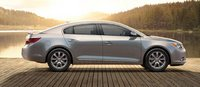 2013 Buick LaCrosse, Side View., exterior, manufacturer