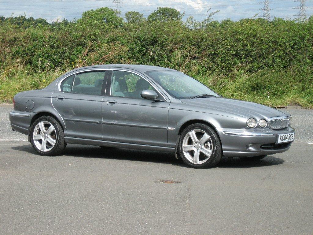 2004 Jaguar X-type - Pictures