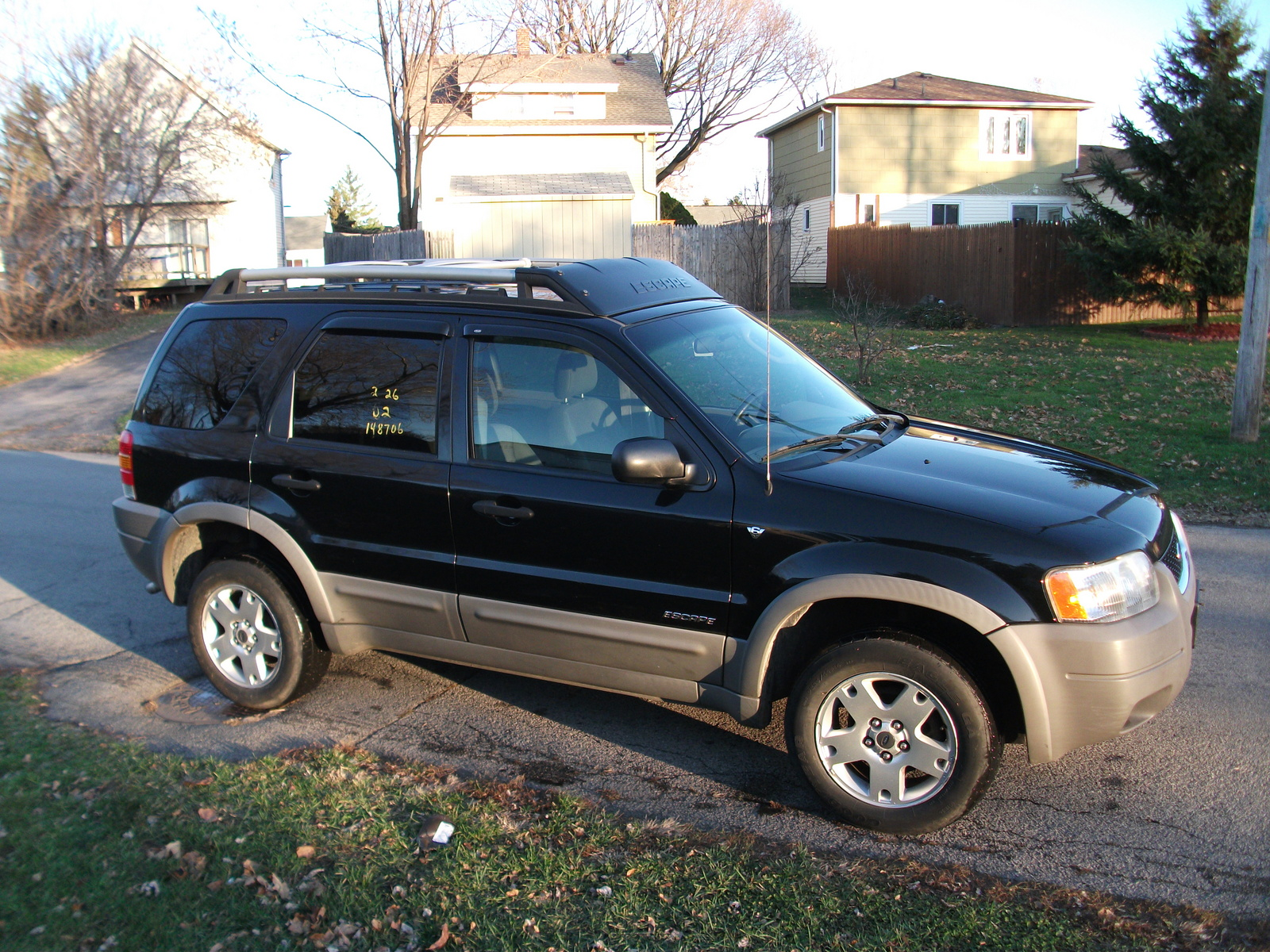 Picture of 2002 Ford Escape XLT, exterior