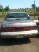Picture of 1995 Buick Century Limited, exterior