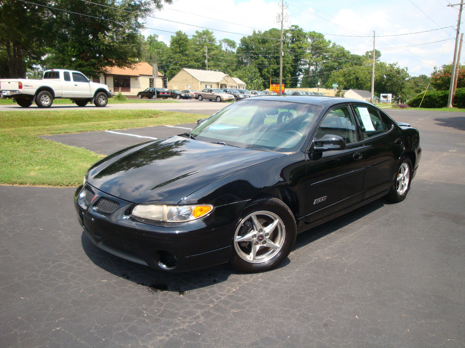 2003 pontiac grand prix gtp related infomation specifications weili automotive network. Black Bedroom Furniture Sets. Home Design Ideas