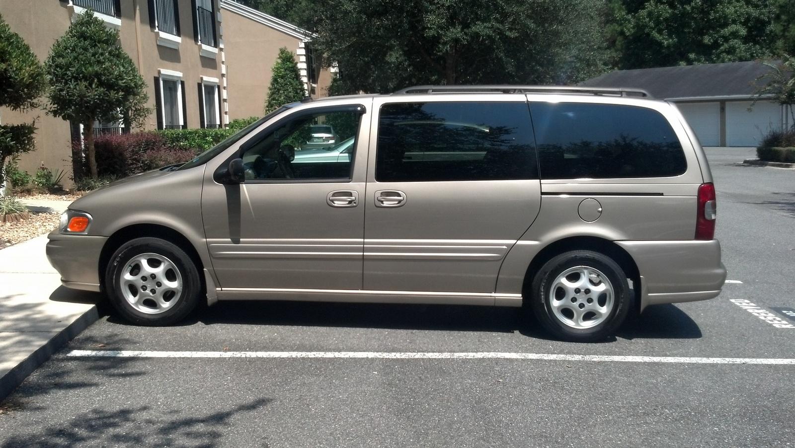 Cool 2002 Oldsmobile Silhouette Van
