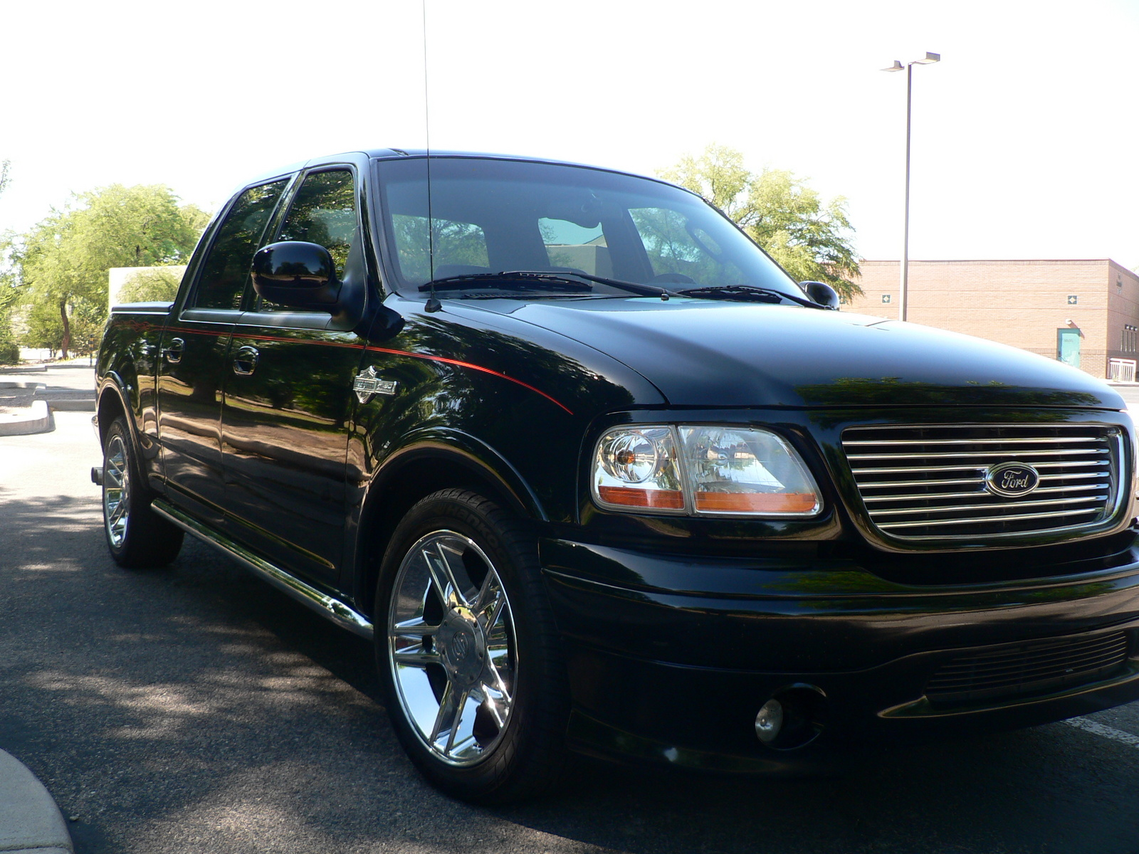 2007 ford f150 harley davidson supercharged specs autos post. Black Bedroom Furniture Sets. Home Design Ideas