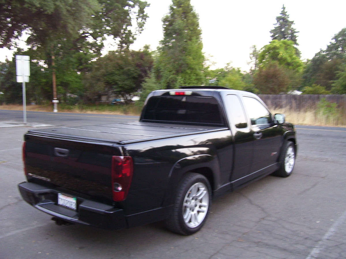 picture of 2005 chevrolet colorado 4 dr z85 extended cab sb exterior. Cars Review. Best American Auto & Cars Review