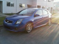Picture of 2009 Nissan Sentra SE-R Spec V, exterior, gallery_worthy