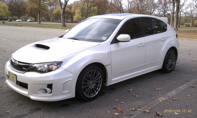 Picture Of  Subaru Impreza Wrx Sti Hatchback Awd Exterior Gallery_worthy
