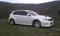 2011 Subaru Impreza WRX STI Hatchback AWD, Just after I got my winter rims and tires., exterior, gallery_worthy