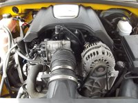 Picture of 2003 Chevrolet SSR LS RWD, engine, gallery_worthy
