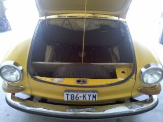 1973 Volkswagen Type 3 picture