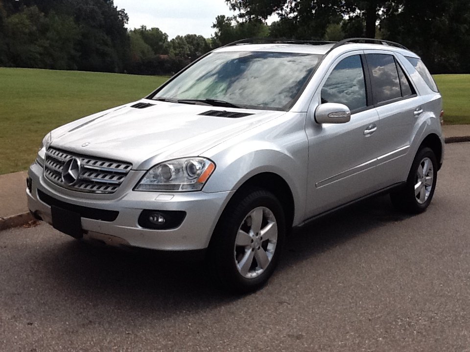 mercedes benz ml500 gas mileage