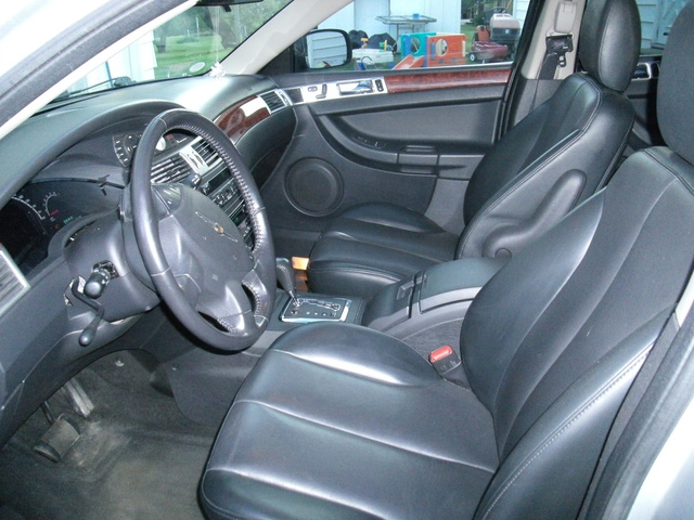 Picture of 2006 Chrysler Pacifica Limited FWD, interior, gallery_worthy