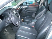 Picture of 2006 Chrysler Pacifica Limited, interior