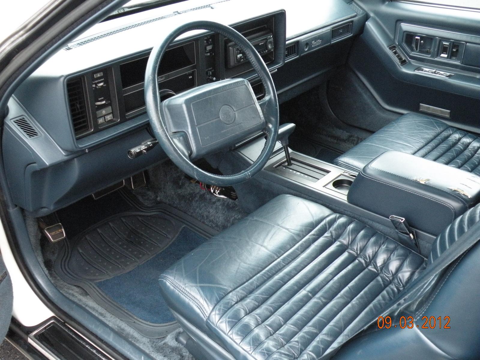 Cadillac Eldorado Dr Std Coupe Pic
