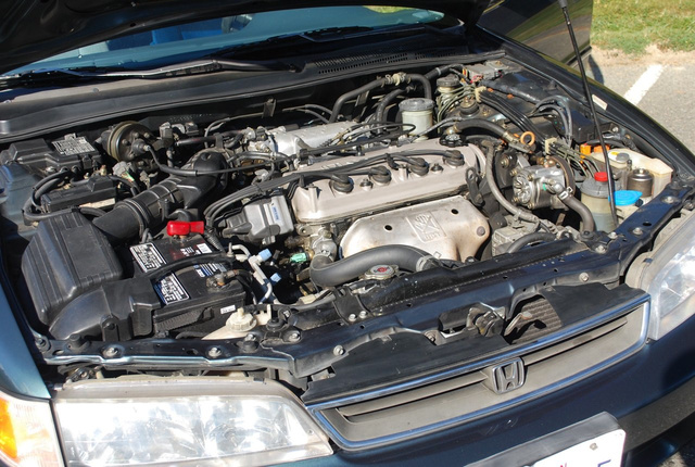 Picture of 1996 Honda Accord EX, engine, gallery_worthy
