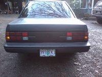 1987 Subaru Leone Overview