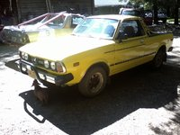 1981 Subaru BRAT Overview